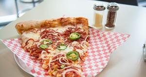 Inside King Louie's Empire Deli & Pizza