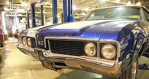 Vintage Auto Porn at Precision Restorations