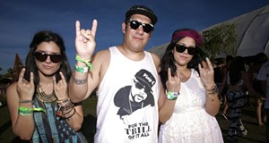 Coachella 2013: Humorous T-Shirts