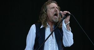 Bonnaroo 2008 in Manchester, TN, with Robert Plant, Jakob Dylan and Pearl Jam