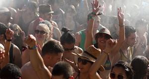 Coachella 2012: Getting Blasted