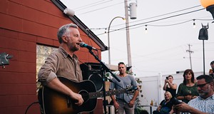 Billy Bragg Supports Ferguson with Impromptu Set at the Royale