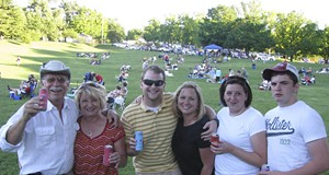 Ticket to the Beatles- Jefferson Barracks Concert Series