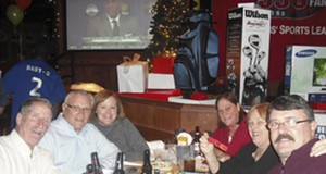 Ultimate Christmas Party with Grand Slam Sports