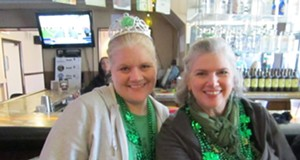St. Patrick's Day Dogtown
