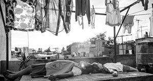 Alfonso Cuarón Makes a Masterpiece Out of his Childhood Memories in <i>Roma</i>