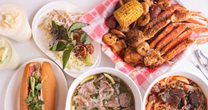 Viet-Cajun Food Arrives in St. Louis at the Outstanding Joyful House