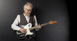 At 66, Bill Frisell Is Still Finding His Voice