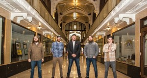 Old Salt Union to Release Compass Records Debut Saturday at Atomic Cowboy