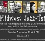 Midwest Jazz-Tette Swings West Coast Jazz