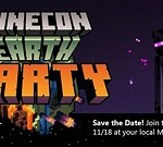 Minecon Viewing Party