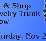 Sip & Shop Jewelry Trunk Show