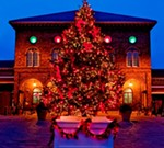 Soulard Holiday Parlour Tour