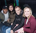 New Year's Eve Limo Bus Bar Crawl