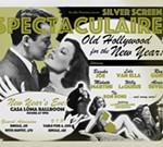A NYE Silver Screen Spectaculaire