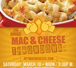 Mac & Cheese Throwdown