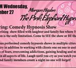 Morgan Higdon's Comedy Hypnosis