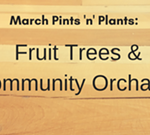 Pints 'n' Plants: Fruit Trees & Community Orchards
