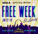 Cody Mitchell//Spatula//Holy Posers at Free Week