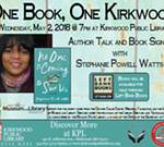 One Book, One Kirkwood with Stephanie Powell Watts