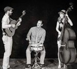 The Bonbon Plot - Live at Jacoby