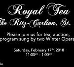 Winter Opera Saint Louis: The Royal Tea