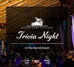 Cedar Lake Cellars' Trivia Night