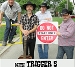 Dan Whitaker & the Shinebenders w/Trigger 5