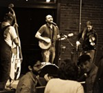 Old Time Assault at Venice Cafe