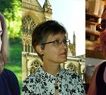 SF STL: Tessa Graton, Sue Burke, K. Arsenault Rivera