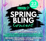 ChosenLife Youth Ministry Presents: Spring Bling 2018