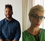 National Poetry Month Reading: Aaron Coleman & Eileen G'Sell