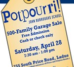 500 Family Garage Sale