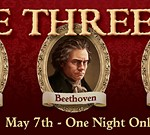 The 3 B's – Bach, Beethoven & Brahms