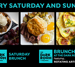 Brunchin' at The Dark Room