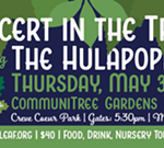 Concert in the Trees Featuring the Hulapoppers