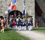 Fort de Chartres Winter Rendezvous & Woodswalk