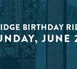 Bridge Birthday Ride