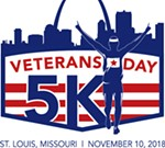 St. Patrick Veterans Day 5K