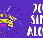 That 90's Shop Summer Camp 90's Sing Along Party