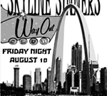 Rock with the Skyline Sinners and NOCO Incidents, hosted by comedian Suzanne Roussin