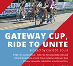 Gateway Cup Ride to Unite