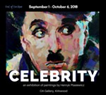 Celebrity: An Exhibition of Paintings by Henryk Ptasiewicz