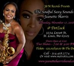 The Soulful Saxy Sounds of Jeanette Harris