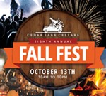 Cedar Lake Cellars' Fall Fest