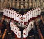 Choir of New College, Oxford – St. Louis Cathedral Concerts