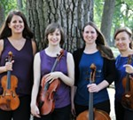 Perseid String Quartet