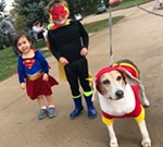 Howl-O-Ween Dog Costume Parade