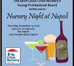 Nursery Night at Napoli