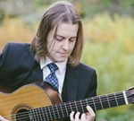 Mark Akin, faculty recital, guitar